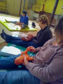La Réflexologie aide à soigner les maux du quotidien des bébés
